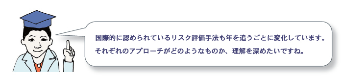 LITERA JAPANトップ第3章 リスク評価を理解するポイント